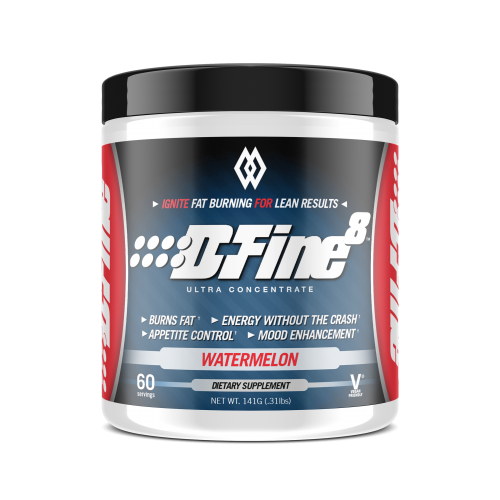 D-Fine8::Ultra Concentrate
